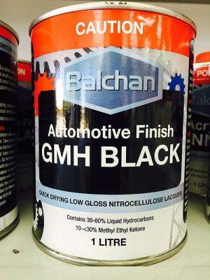 BALCHAN GMH FLAT BLACK
