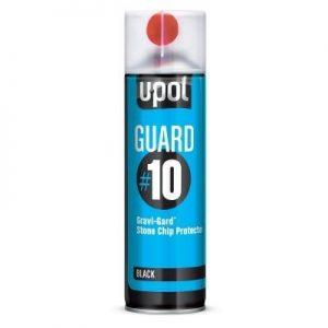 U-POL AEROSOL GRAVIGARD STONE SHIELD BLACK #10