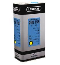 LESONAL 268 HIGH SOLIDS CLEAR 5LT