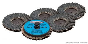 50MM Quicklock Discs (Packet 5)
