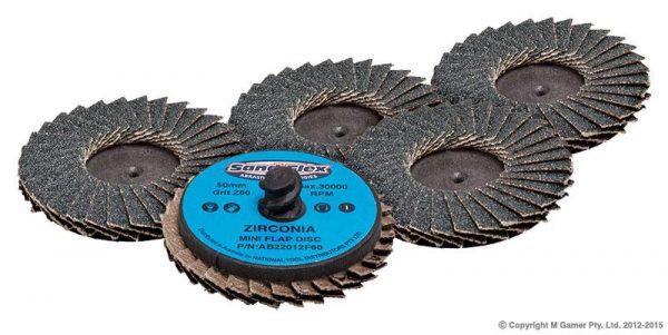50MM Quicklock Discs (Packet 5)