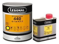 LESONAL 440 EPOXY PRIMER 3.75LT