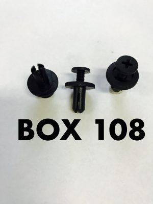 Carclips Box 108 11445 Long Scrivet