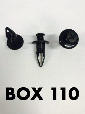 Carclips Box 110 10115