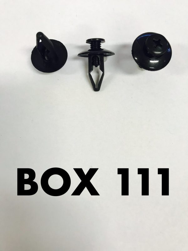 Carclips Box 111 11549 Large Scrivet