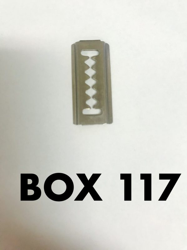Carclips Box 117 10322 BUMPER CLIPS (50)