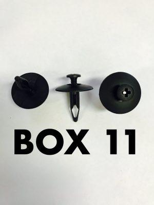 Carclips Box 11 10509
