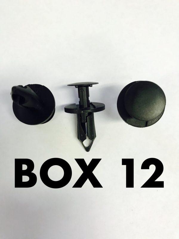 Carclips Box 12 10568