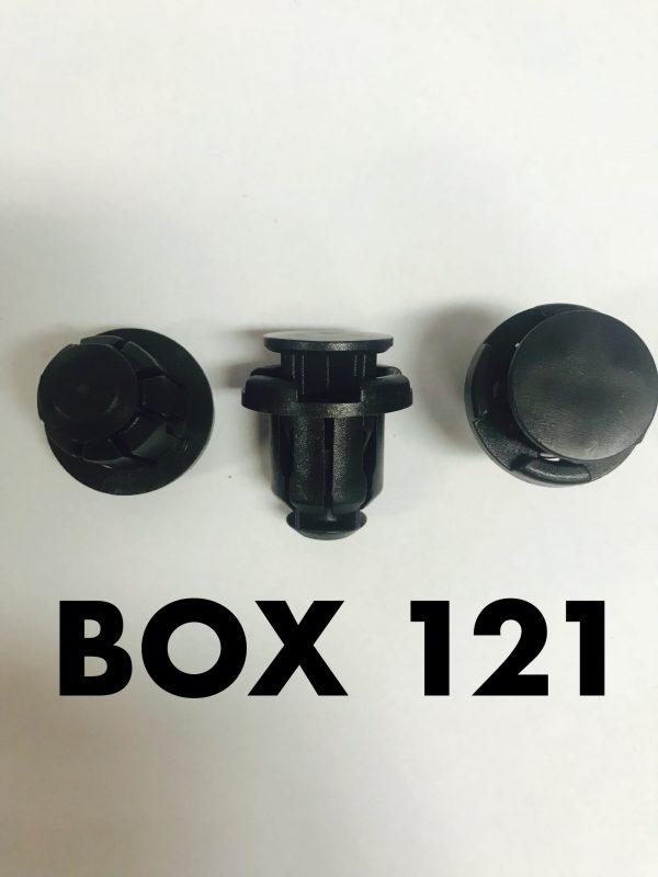 Carclips Box 121 11564