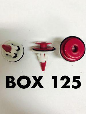 Carclips Box 125 11022