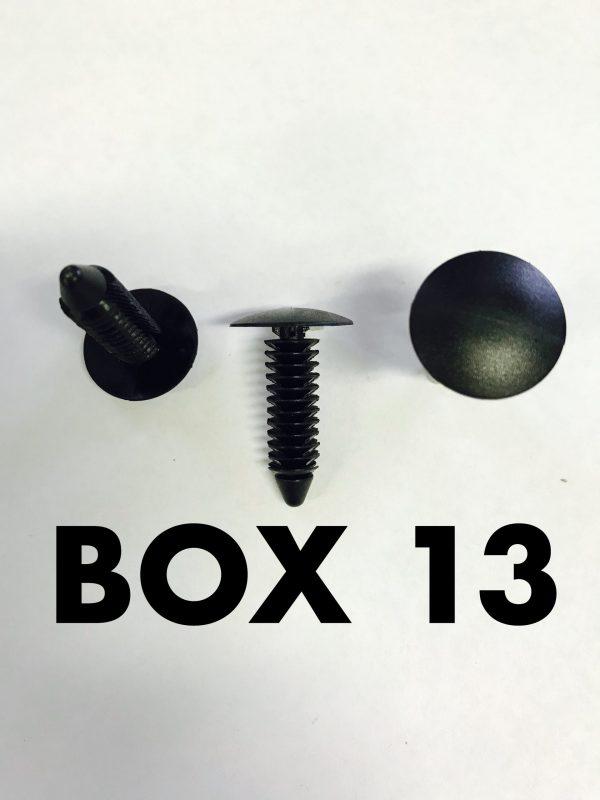 Carclips Box 13 10582
