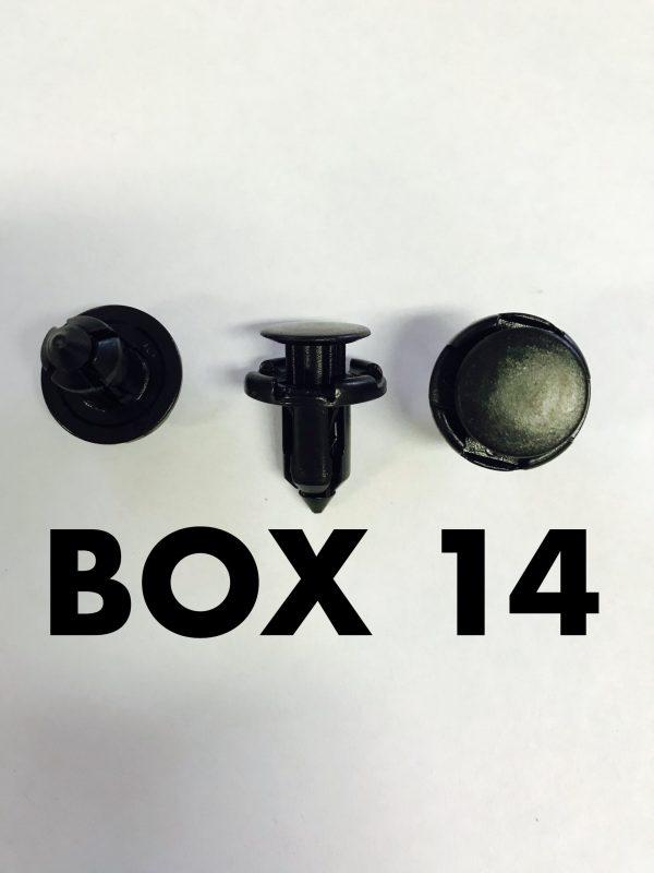 Carclips Box 14 10680
