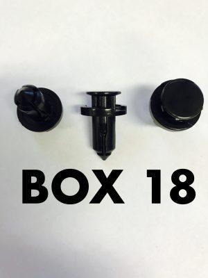 Carclips Box 18 10089