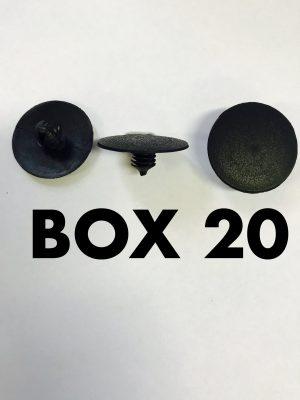 Carclip Box 20 10535