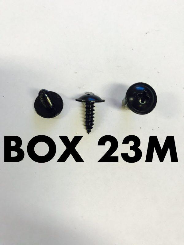 Carc;lips Box 23M 8g x 12mm Screws