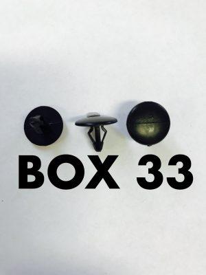 Carclips Box 33 10603