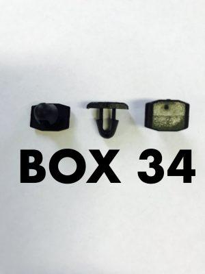 Carclips Box 34 11361