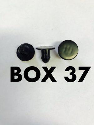 Carclips Box 37 10124