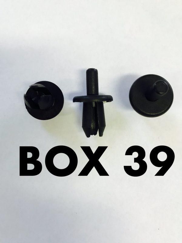 Carclips Box 39 10176