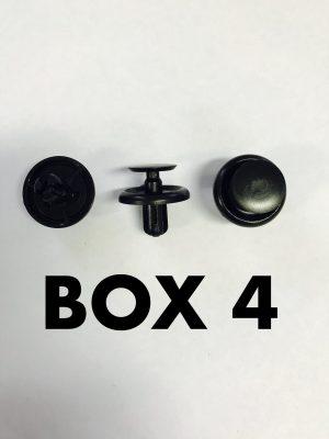 Carclips Box 4 10893