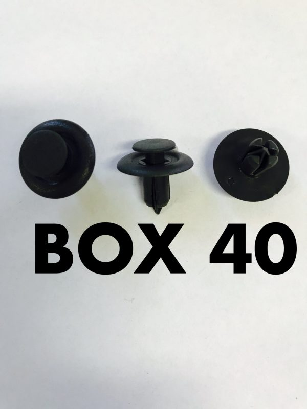 Carclips Box 40 10899