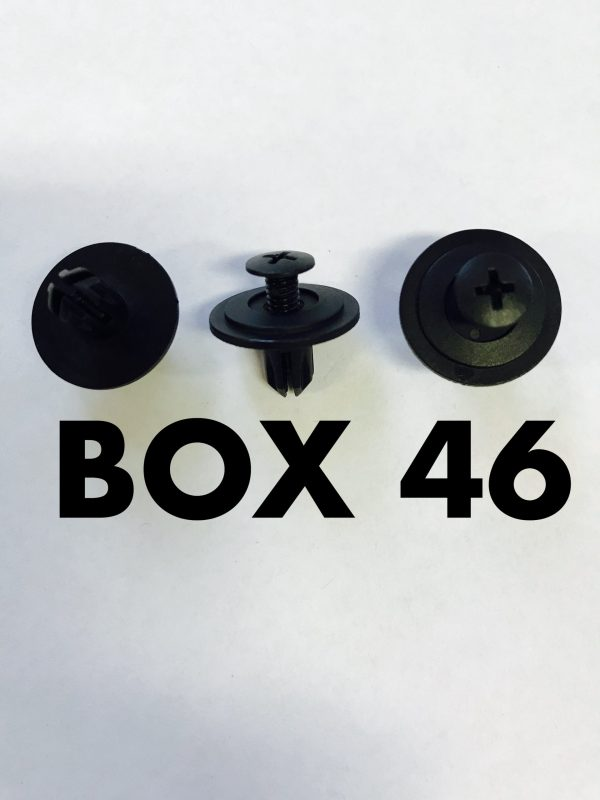 Carclips Box 46 10142