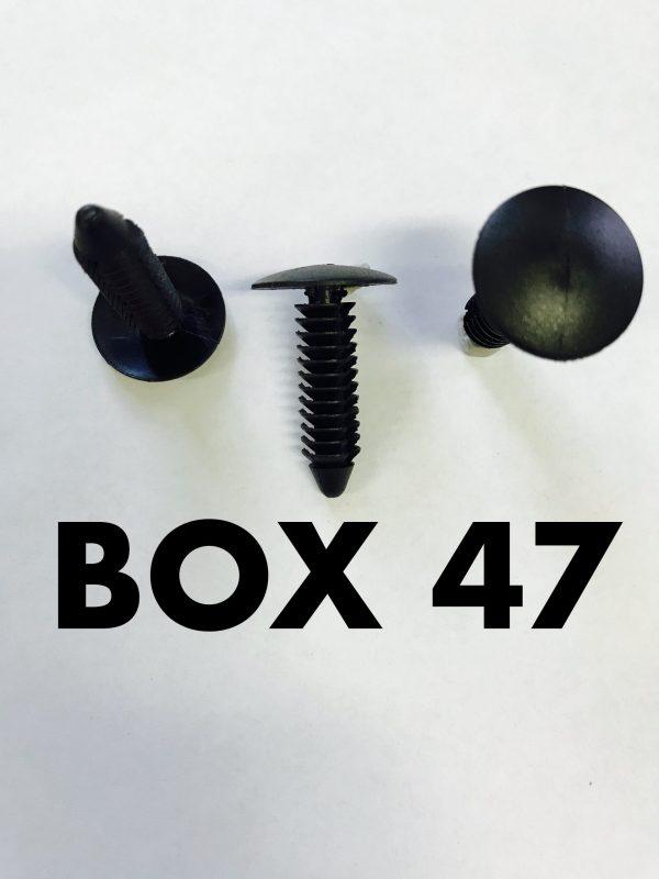 Carclips Box 47 10555