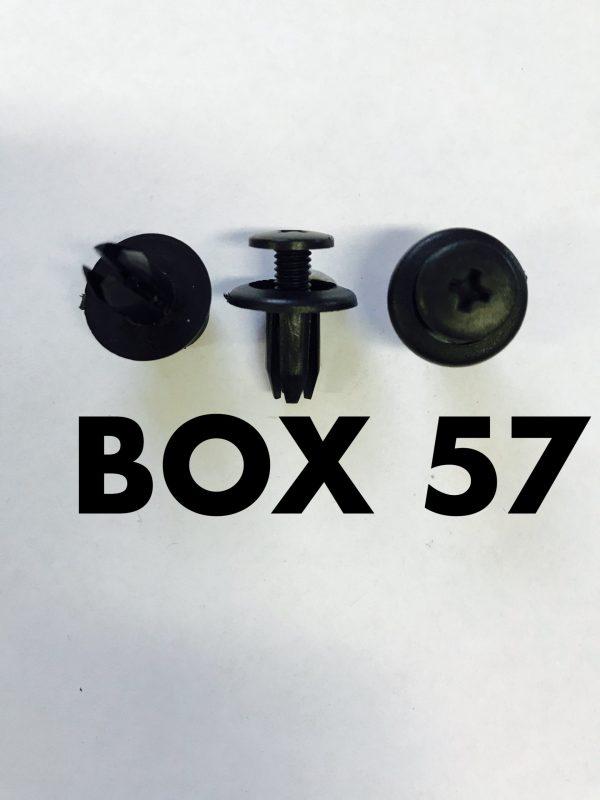 Carclips Box 57 10833