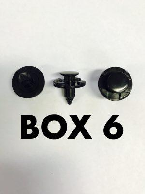 Carclips Box 6 11419