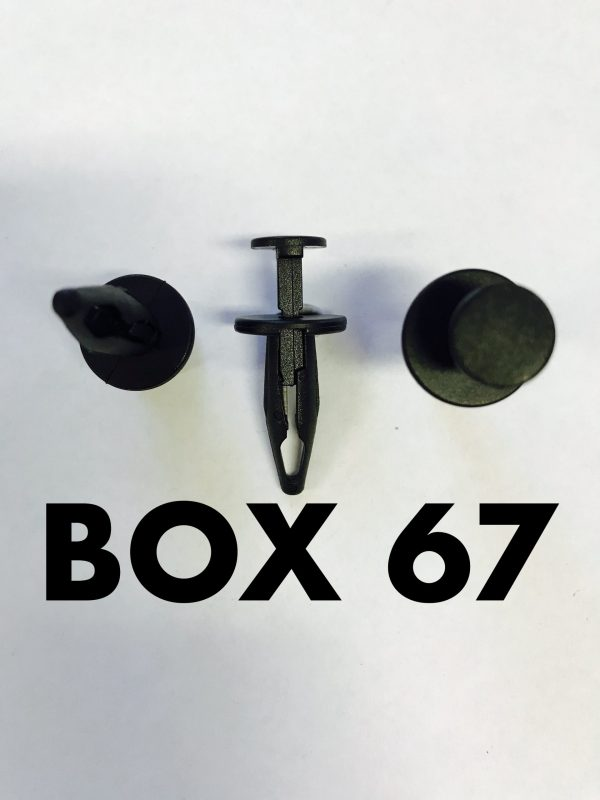 Carclips Box 67 10559