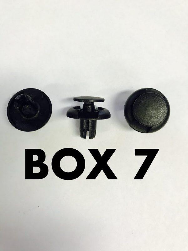 Carclips Box 7 10623