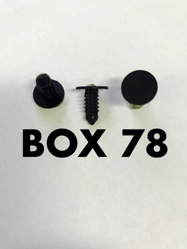 Carclips Box 78 10206