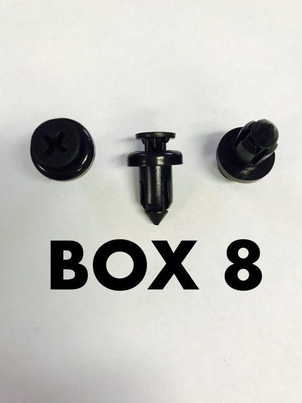 Carclips Box 8 10145