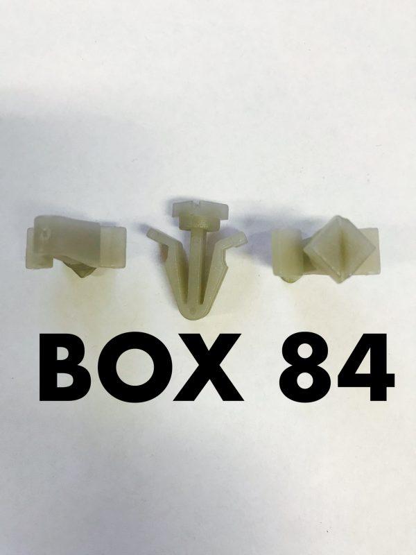 Carclips Box 84 10545 Grill Clip