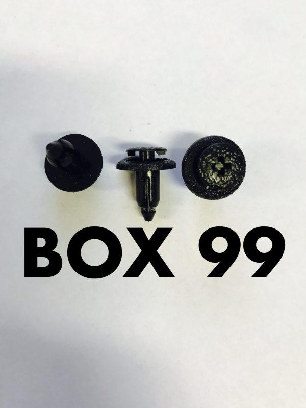 Carclips Box 99 10899