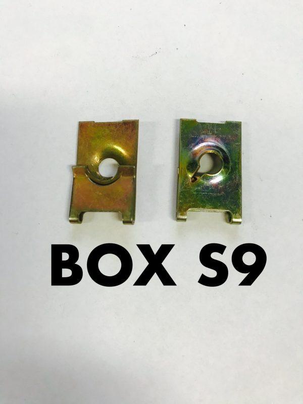 Carclips Box S9 Copper Speedclip