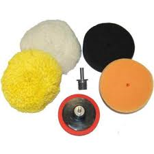 BUFF PAD KIT (5 PIECE)