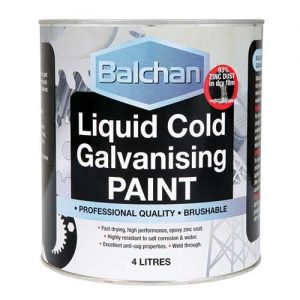 BALCHAN COLD GALVANISING PRIMER