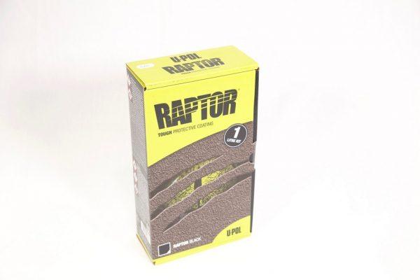 RAPTOR KIT BLACK 1LT