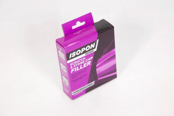 ISOPON SCRATCH & STONE CHIP FILLER 100GM