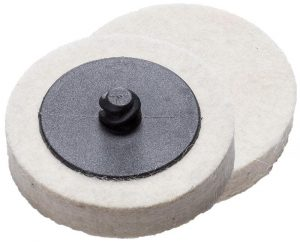 GEIGER FELT POLISHING PAD 50MM
