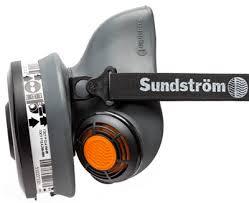 SUNDSTROM SR90 HALF MASK