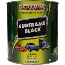SEPTONE SUBFRAME BLACK
