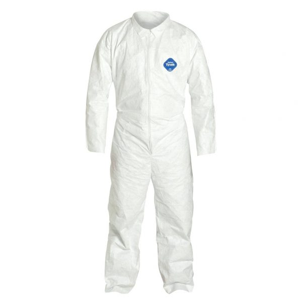 TYVEK DISPOSABLE OVERALLS