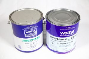WATTYL EPINAMEL CF602 EPOXY FINISH 8LT PACK