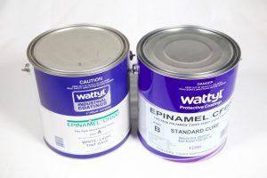 WATTYL EPINAMEL CF602 EPOXY FINISH 8LT PACK