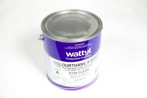 COLOURTHANE S SERIES SATIN CLEAR 4LT