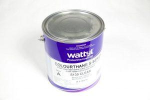 COLOURTHANE S SERIES SATIN CLEAR 4LT