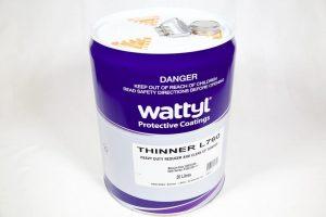 WATTYL L760 EPOXY THINNER 20L