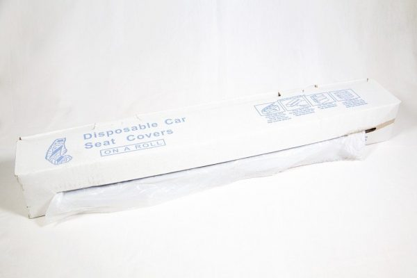 DISPOSABLE SEAT COVERS (BOX 100)
